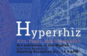 Hyperrhiz Poster